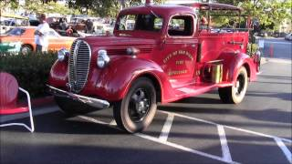 Cool Classic Fire / Lifeguard Truck