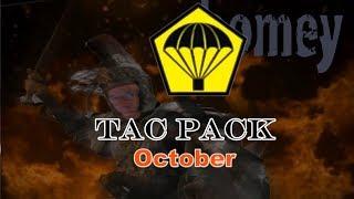 Tac Pack  October & Giveaway