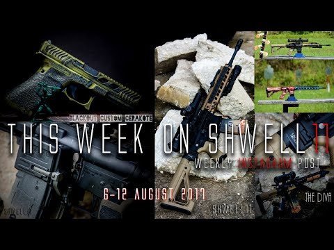 This week on Shwell11 6-12 Aug 2017(#lifeisshwell)