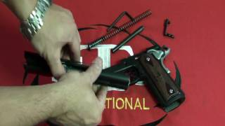 How To: Take Down a Two Piece Guide Rod- STI International