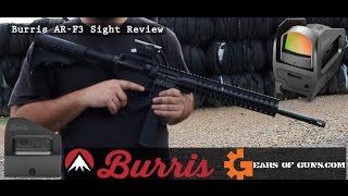 Burris AR F3 Sight Review | GearsofGuns
