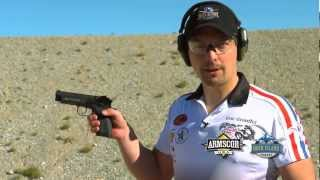 Armscor Nation - On The Range: Trigger Control and Aiming