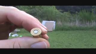 .38 spl.+P 155gr PC Cast HP off hand accuracy check