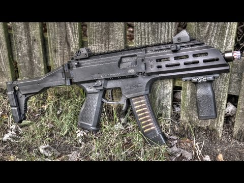 HB Industries CZ Scorpion EVO 3 S1 Aluminum Handguards