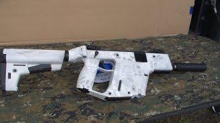 Kriss Gen. 2 Vector SBR: Provided by Big Daddy Guns