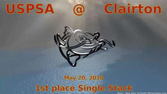 USPSA @ Clairton - May 20, 2018 - Single Stack