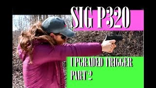 Sig P320 Return  Post recall