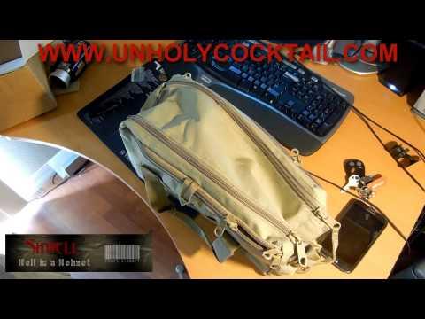 Fieldline Tactical Range Bag Unholycocktail
