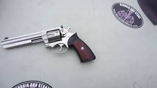 Ruger GP100 Review