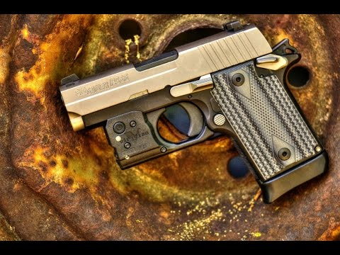Sig Sauer P938 9mm Review