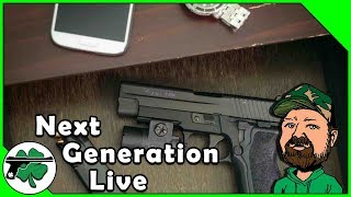 How Firearms In The Home Affect Our Youth - Next Generation LIVE