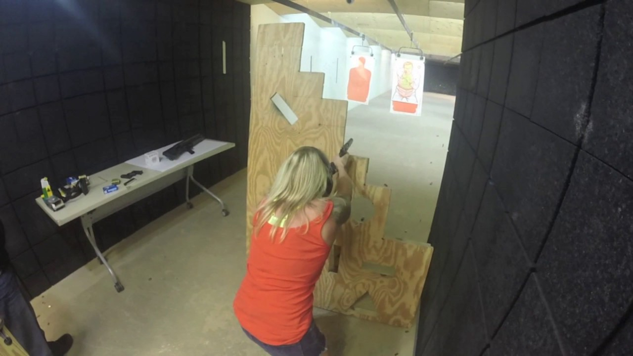 Advanced Defensive Pistol | Guns and Range Training Center