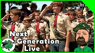 Boys Scouts Name Change & Allowing Girls in 2019 - Next Generation LIVE