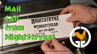 Mail Call from NightStryke!