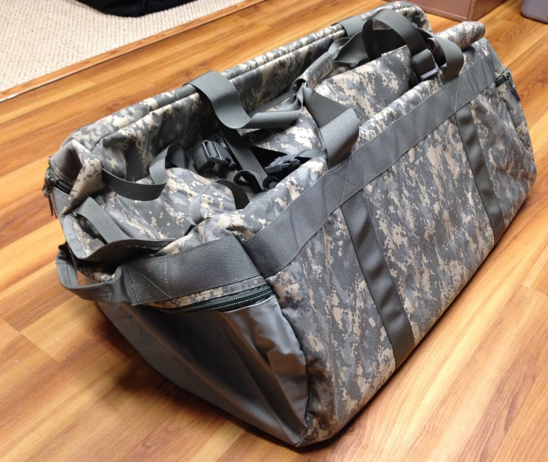 London Bridge Trading, Enhanced Warfighter Load Out Bag, Quick Review