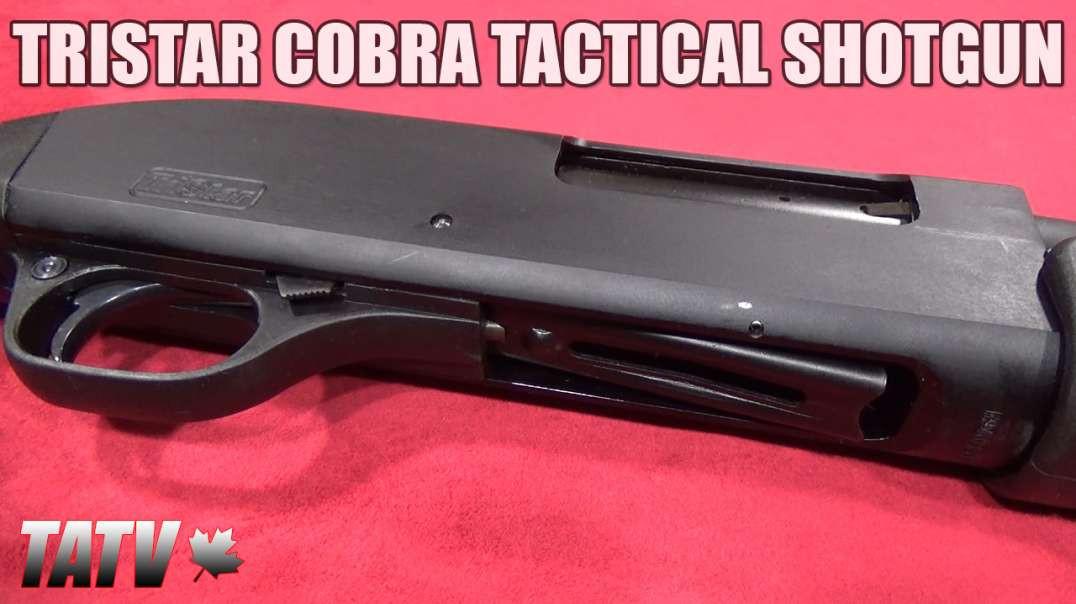 TriStar Cobra Tactical Shotgun