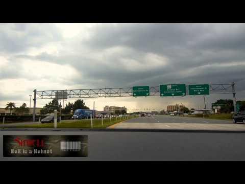 I 4 to Combat City iDrive Orlando Fl (GPS Headsup!)
