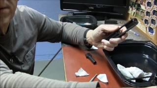 The Proper Way to Clean your Glock Handgun