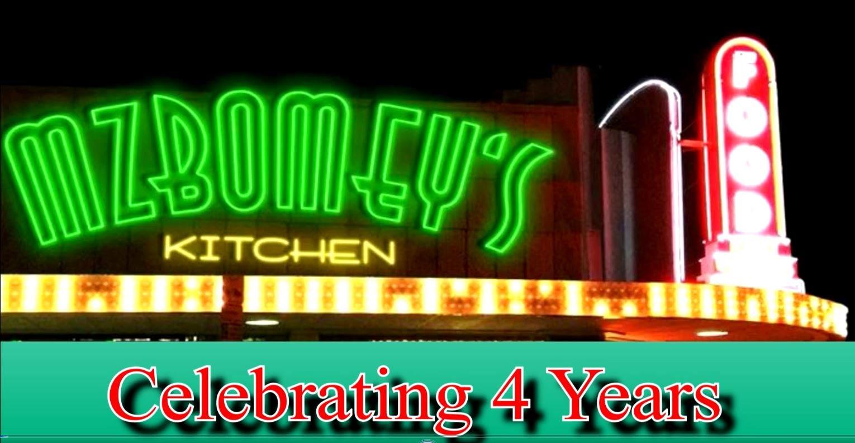 MZBomey 4 Year Celebration