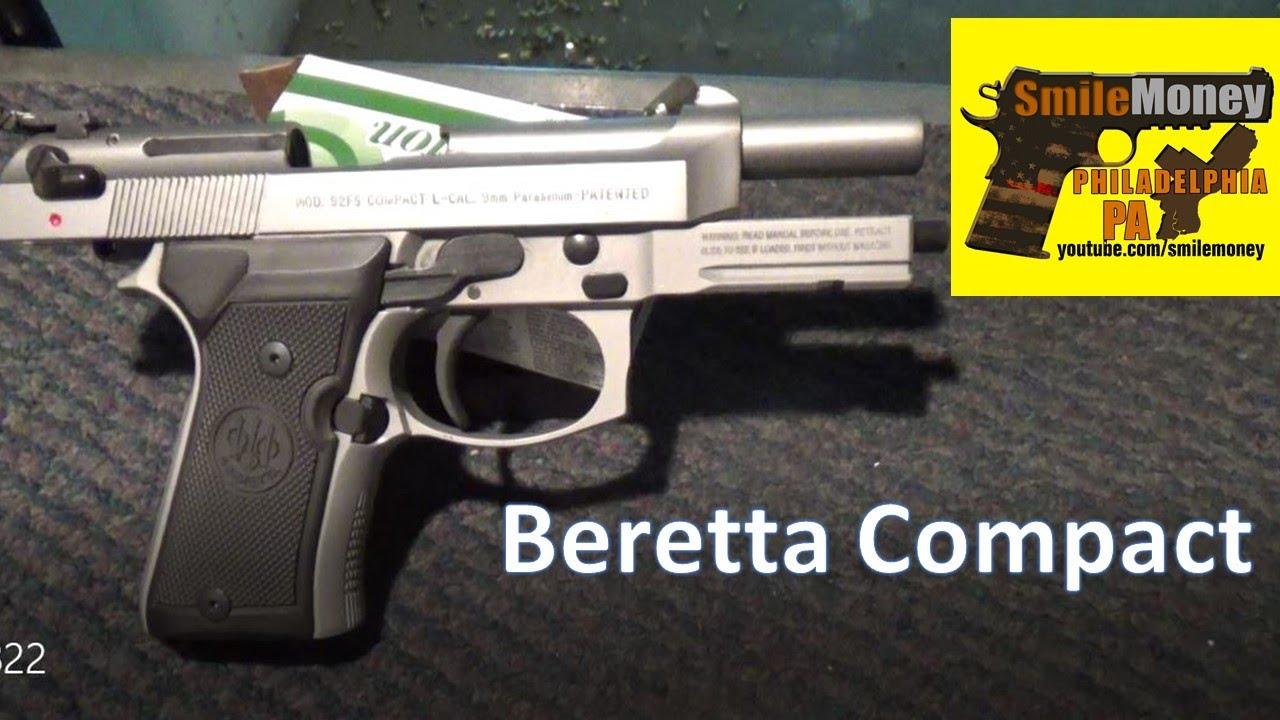 Beretta 92 FS Inox   Range Time