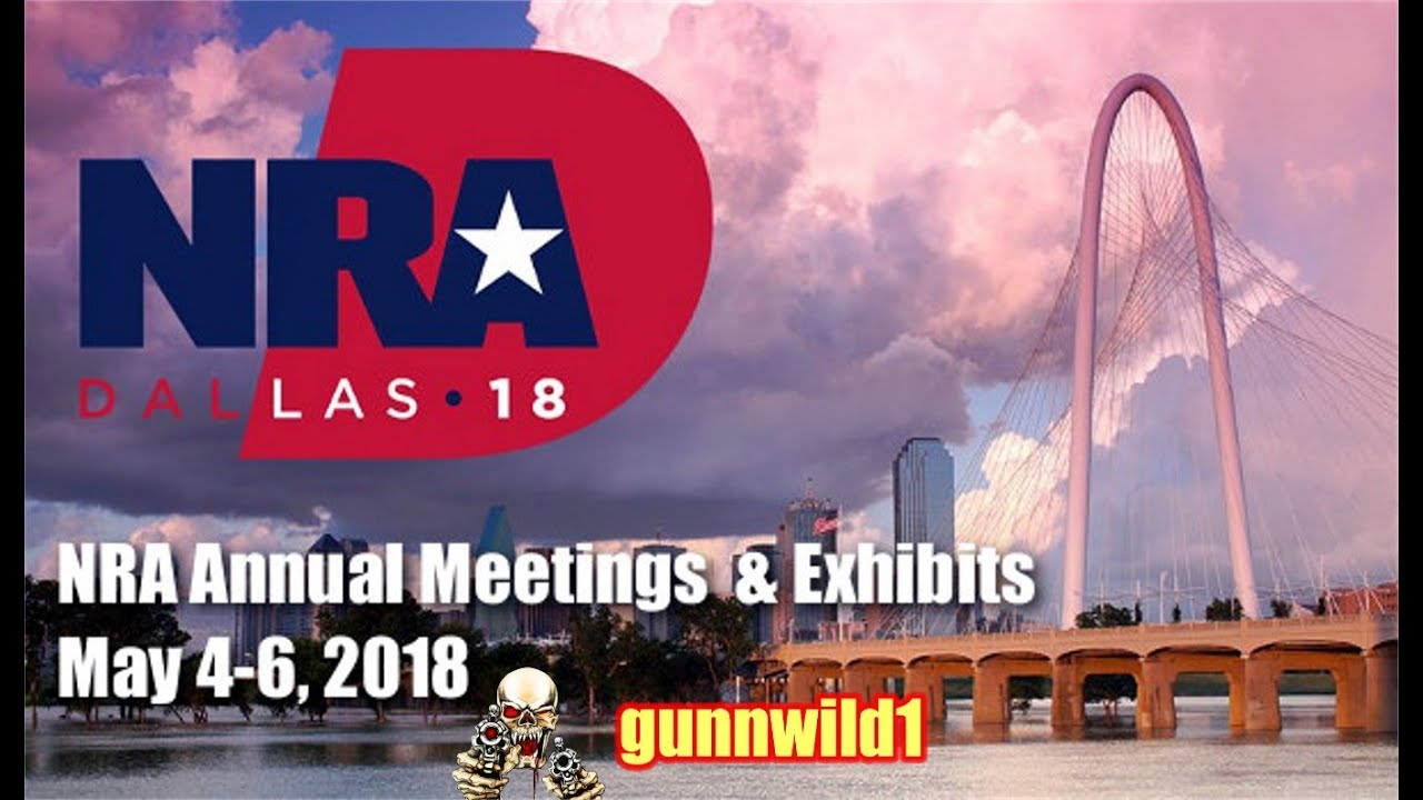 A few things from the NRA convention