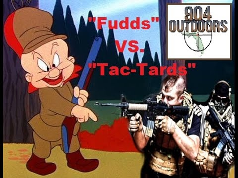 """What is a Fudd? & """"Sh*t fudds say like """"Tac-tards"""""""