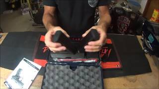 Walther PPQ 45 ACP Unboxing