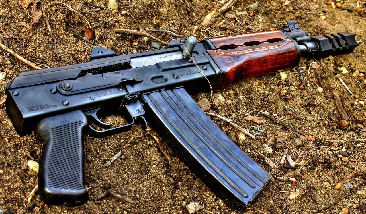 Tapco AK Retaining Plate Zastava M92/M85 Fitment