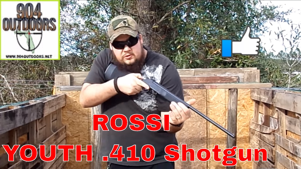 ROSSI .410 Youth Shotgun...904Outdoors review