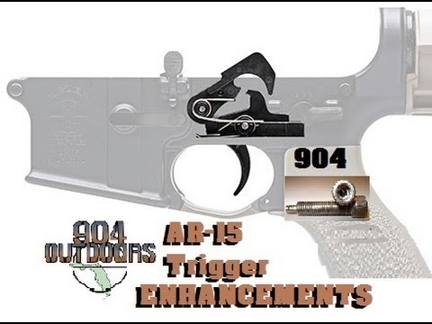 Bad-ass AR-15 Trigger For $35!!!