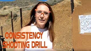 Pistol Shooting Drills - Consistency - Shooting Sig Sauer P365