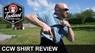 Jedburgh CCW Cover Shirt
