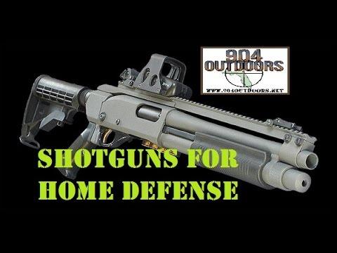 TOP 5 Shotguns For Home Defense!