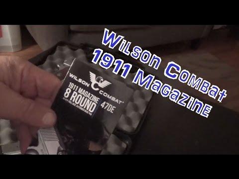 Wilson Combat 1911 Magazine