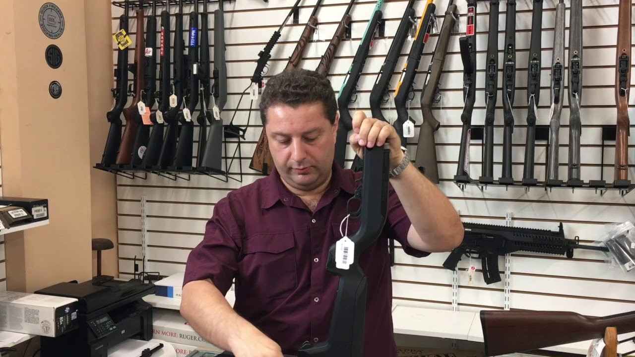 Takedown .22 | Guns and Range Training Center