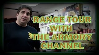 Double Action Range   The Armory Channel Guest Appearance