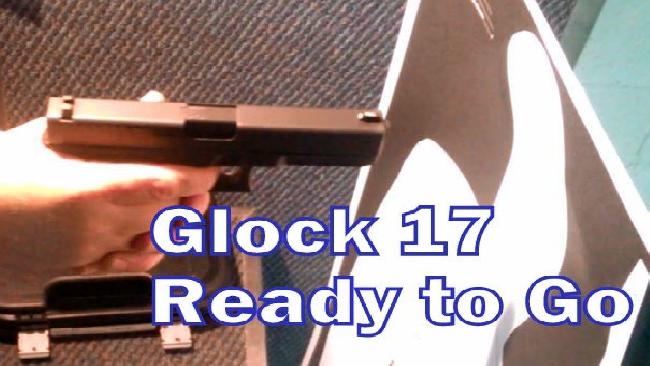 Glock 17 Sights are on      and can still shoot my 22