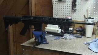 PSA Lower/Hardened Arms 5.56 Free Float Rail Upper