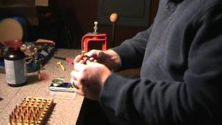Making 300 Blackout brass from .223/5.56 cases Pt.7 powder charge