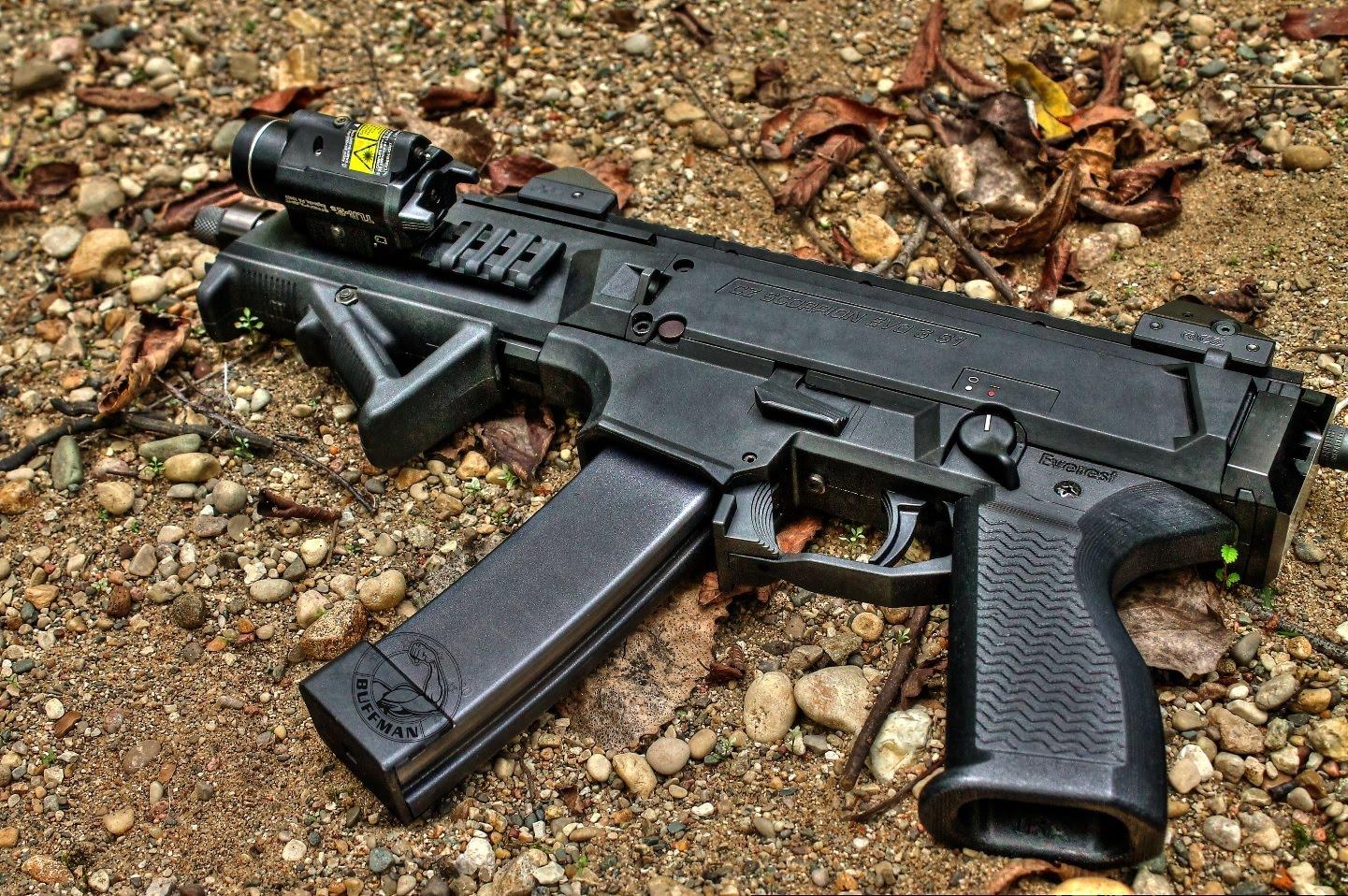Yeti Wurks, CZ EVO 3 S1/A1 Pistol Grip Review: Everest