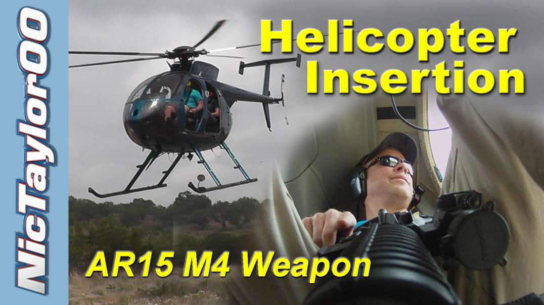 Helicopter Insertion & Extraction - Epic 3 Gun Stage 3
