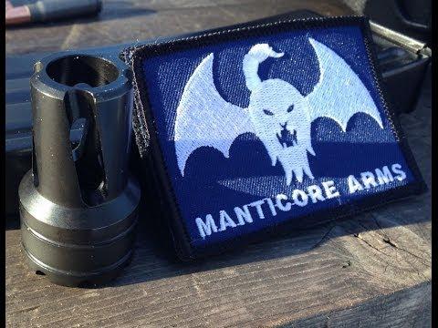 Manticore Arms M92/M85 NightShroud Review