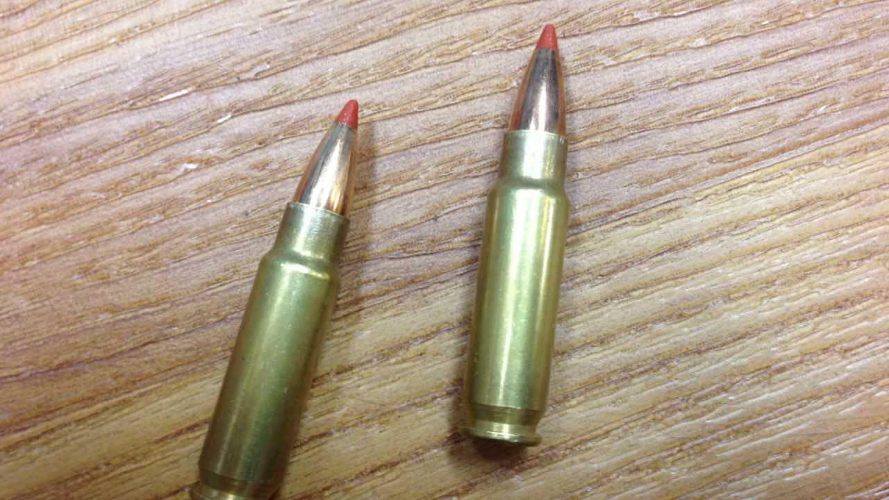5.7x28mm, Elite Ammunition's VarminTOR III, Velocity Test, PS90