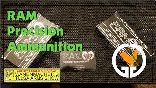 RAM Precision Ammunition