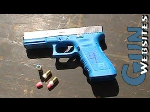 Non-Lethal Glock 17T Simunition FX