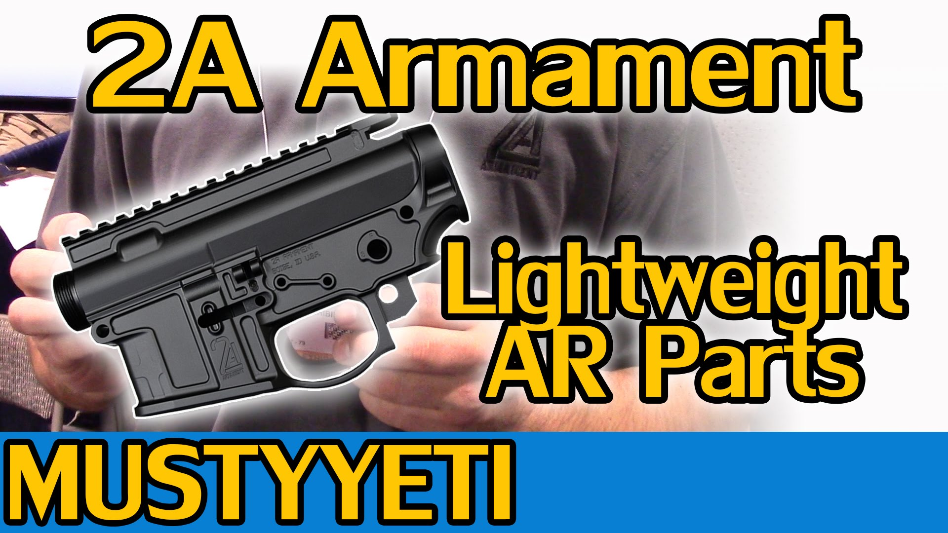 2A Armament | ShotShow | MustyYeti