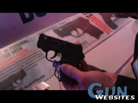 Smith & Wesson Bodyguards at SHOT Show 2010