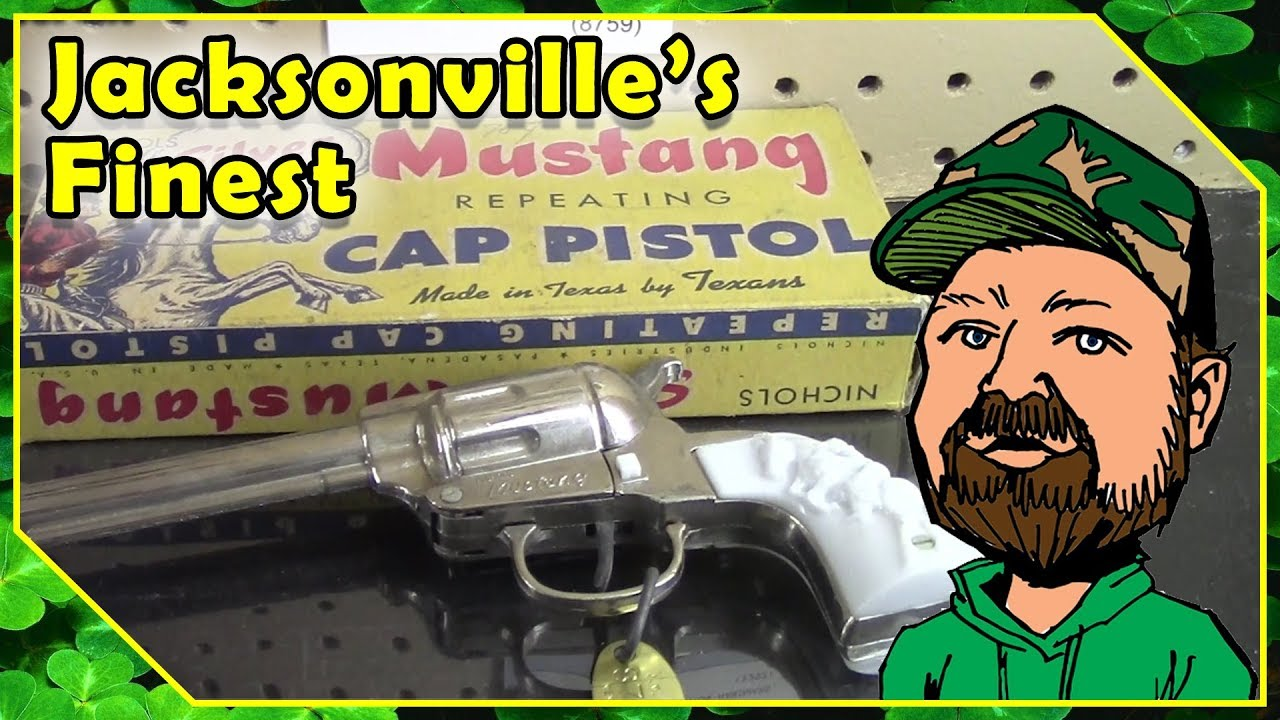Nichols Toy Guns Display - JM Davis Arms & Historical Museum - Carrie Underwood Bonus