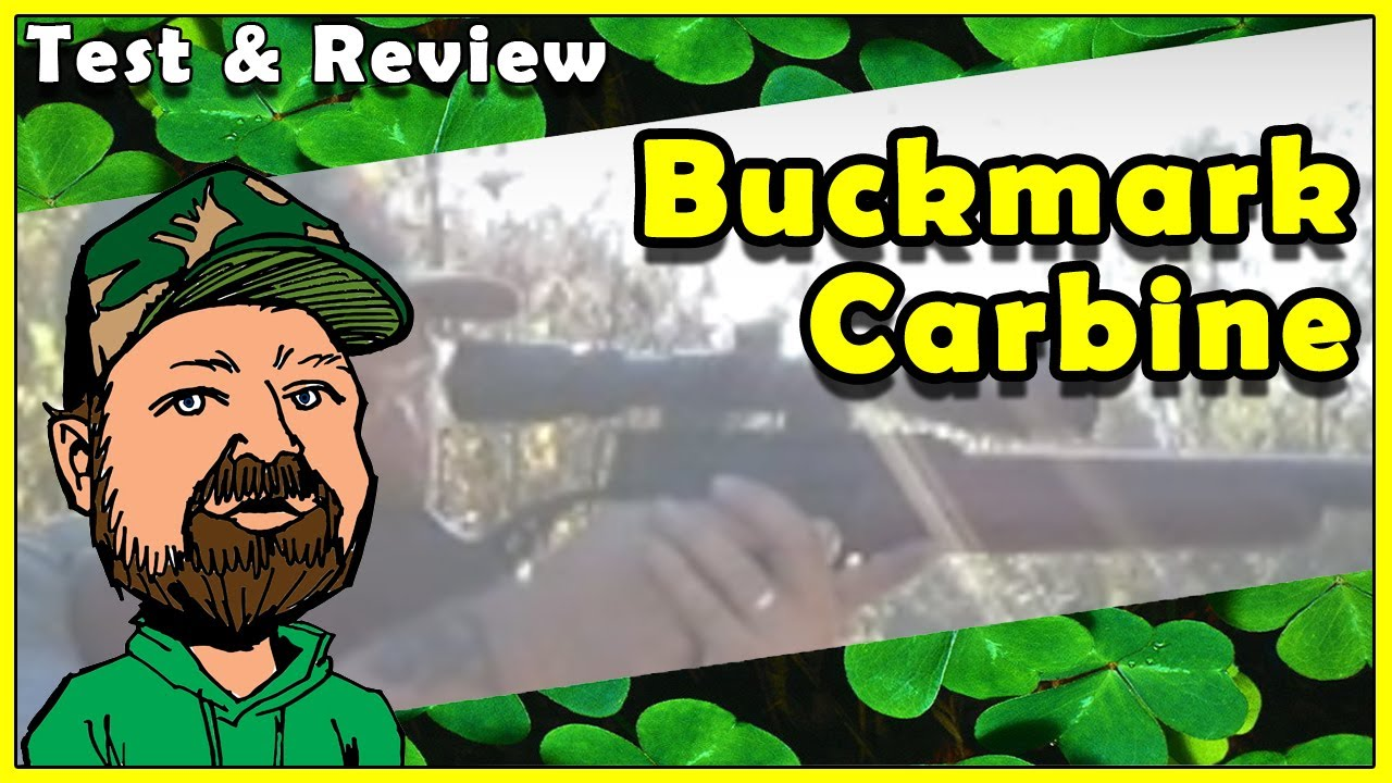First Look At The Browning Buckmark Carbine .22 Rifle - Silhouette Target Challenge
