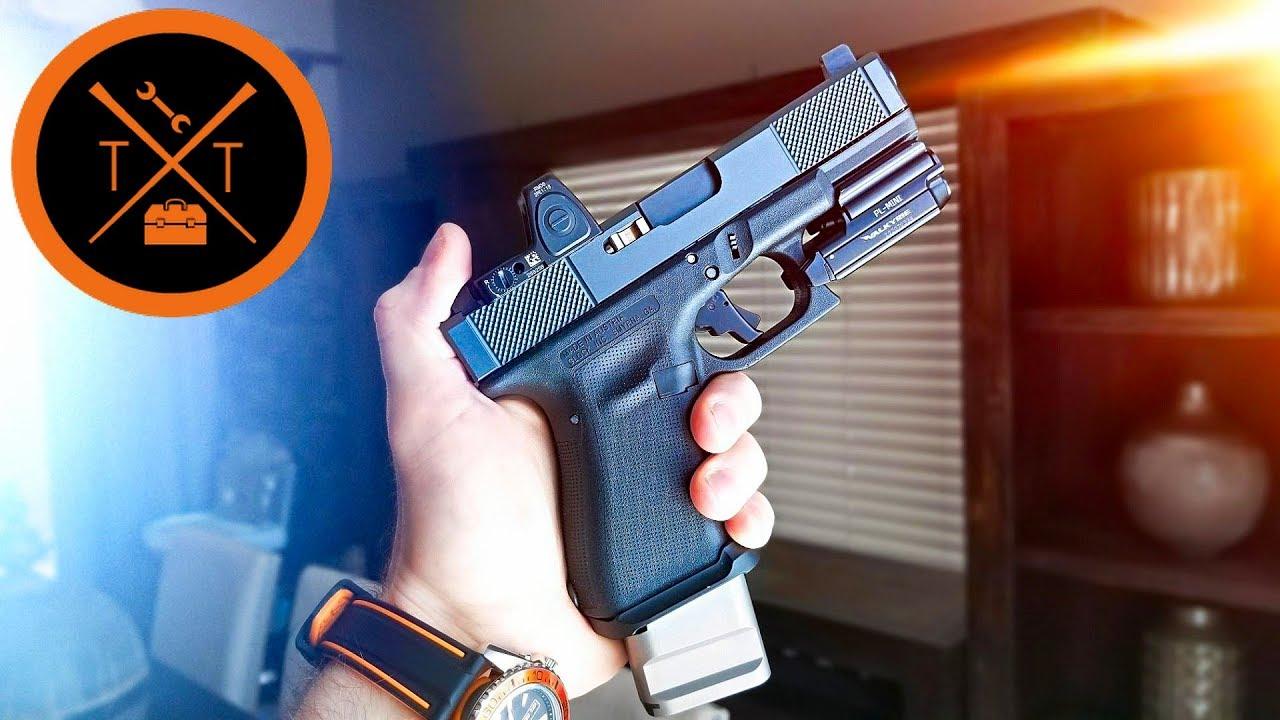 Custom Glock 19 Build //